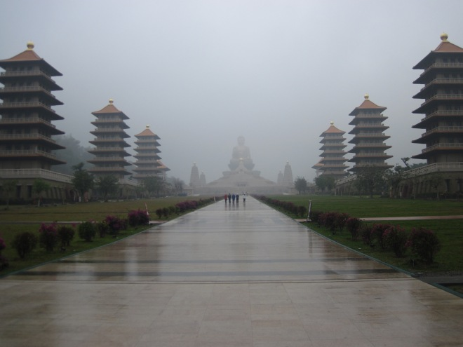 Fo Guang Shan Temple in Taiwan