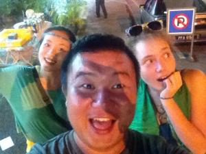 That time we probably met Psy in Penang